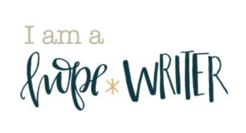 I am a Hope Writer